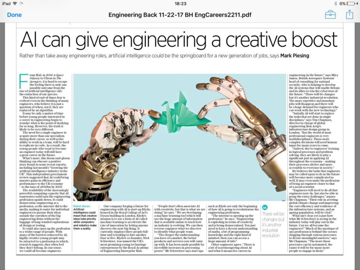 AI & Engineering